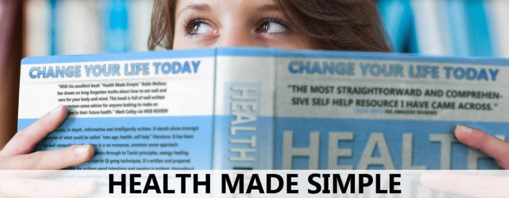 health made Simple slider