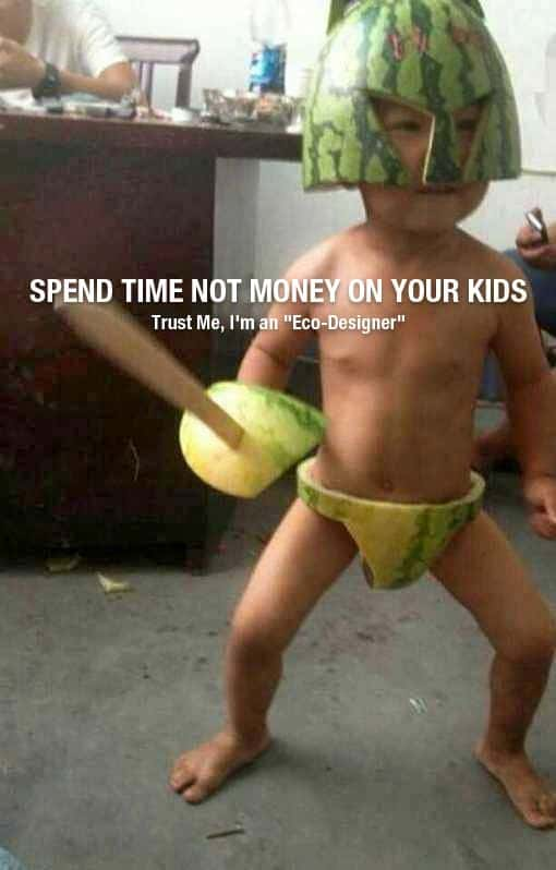 kid watermelon