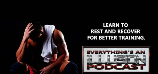 Learn to Rest and Recover for better training.