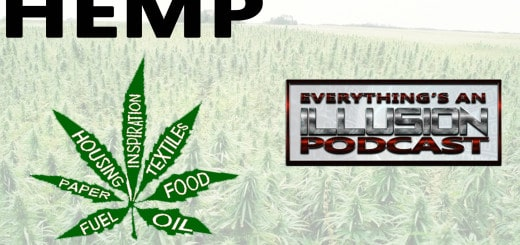 hemp - Everything's An Illusion Podcast