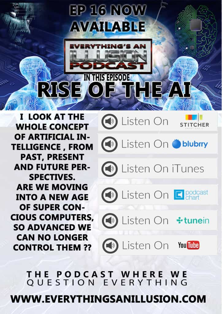 Rise of the AI - Everythingsanillusion.com