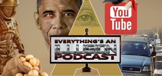 Everythings an illusion podcast