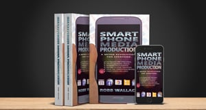 Smartphone Media production - Book Advert